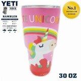 ขาย Yeti Rambler Tumbler แก้วน้ำเก็บอุณหภูมิ Yeti แก้วเก็บร้อน แก้วเก็บความเย็น แก้วกาแฟ แก้วเบียร์ ขนาด 30 Oz ยูนิคอร์น ออนไลน์ กรุงเทพมหานคร