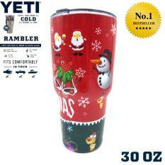 ขาย Yeti Rambler Tumbler แก้วน้ำเก็บอุณหภูมิ Yeti แก้วเก็บร้อน แก้วเก็บความเย็น แก้วกาแฟ แก้วเบียร์ ขนาด 30 Oz
