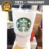 ซื้อ แก้วเยติ สตาร์บัค Yeti Starbucks Tumbler Stainless Steel 30Oz รับประกัน เก็บความเย็นได้นาน 24 ชม ส่งฟรี By Ymgadget ใน กรุงเทพมหานคร