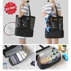 ขาย Yhl กระเป๋าเก็บอุณหภูมิ แฟชั่น กระเป๋าเก็บความร้อน เย็น กระเป๋าเดินทาง ใส่อาหาร อเนกประสงค์ จัดระเบียบ Lunch Bag Picnic Bag Hot Bag Cooler Bag ใหม่