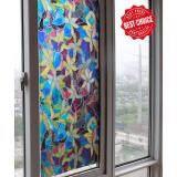 ซื้อ Yhl ฟิล์มติดกระจก สติ๊กเกอร์ติดกระจก Orchid Mosaic Glass Sticker Wall Sticker ลายโมเสค ขนาด 45X100ซม กล้วยไม้ Yhl ออนไลน์