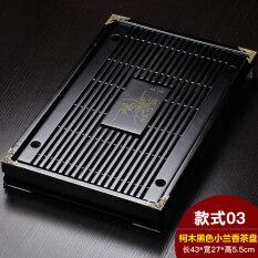 ราคา ฉิน Yi ไม้แตรขนาดใหญ่เก็บน้ำโต๊ะน้ำชาระบายน้ำชาถาดน้ำชา ถูก