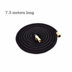 ราคา Yika 3 Times Telescopic Pipe Garden Water Pipe Rubber Hose For Garden Irrigation Watering 25Ft Intl Yika ออนไลน์