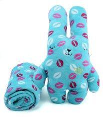 ซื้อ Ymh ผ้าห่มตุ๊กตา Craft Junior ลาย Lipstick Dress สีเขียว Ymh เป็นต้นฉบับ