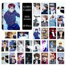 THB 180. BTS Bangtan Boys WINGS JUNGKOOK Photo Album LOMO Cards Self Made Paper Card HD Photocard LK428 - intlTHB180