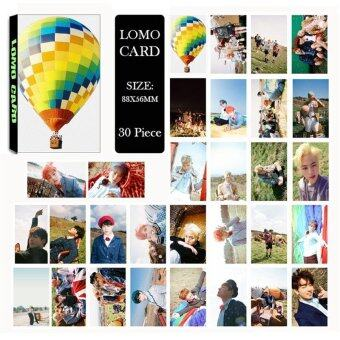 BTS Bangtan Boys Young Forever Part3 Photo Album LOMO Cards New Fashion Self Made Paper Card HD Photocard LK324 - intl