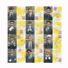 ซื้อ Exo Growl Album Photo Card Self Made Paper Cards Autograph Photocard Xk330 Intl Unbranded Generic