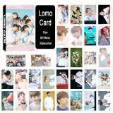 โปรโมชั่น Fan Seventeen 17 S Coups Jeonghan Joshua Jun Hoshi Wonwoo Woozi Dk Mingyu Album Small Cards Photos Photocard Lk382 Intl