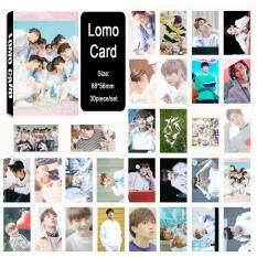 ซื้อ Fan Seventeen 17 S Coups Jeonghan Joshua Jun Hoshi Wonwoo Woozi Dk Mingyu Album Small Cards Photos Photocard Lk382 Intl