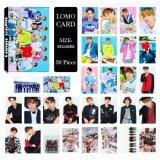 ซื้อ Wanna One กลุ่มสมาชิกอัลบั้ม Lomo การ์ด Hip Hop แฟชั่นใหม่ทำด้วยตัวเองกระดาษการ์ดรูปถ่าย Hd Photocard ใหม่