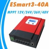 ขาย Ysmartmppt 40A Solar Charge Controller 48V 36V 24V 12V Auto Back Light Lcd Display Max 130Vdc Input Energy Saving Intl จีน ถูก