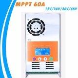 ซื้อ Ysolar Mppt 60A Controller 12V 24V 36V 48V Auto For Max 190Vdc Input Solar Charge And Discharge Controller Intl จีน