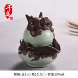 ทบทวน หนึ่งพัน Yu สิบเอ็ดแบบพกพาเซรามิกหม้อถ้วย