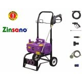 ราคา Zinsano เครื่องฉีดน้ำแรงดันสูง 130 บาร์ รุ่น Vio สีม่วง มีรถเข็น ถูก