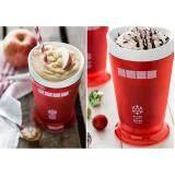 ส่วนลด สินค้า แก้วทำวุ้นเกล็ดหิมะ Zoku Ice Shake สีแดง