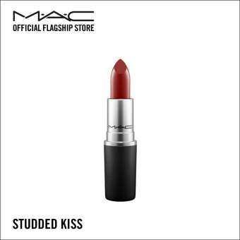 รีวิว แมค MAC MATTE LIPSTICK STUDDED KISS