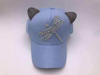 หมวกน่ารักเกาหลี03-
