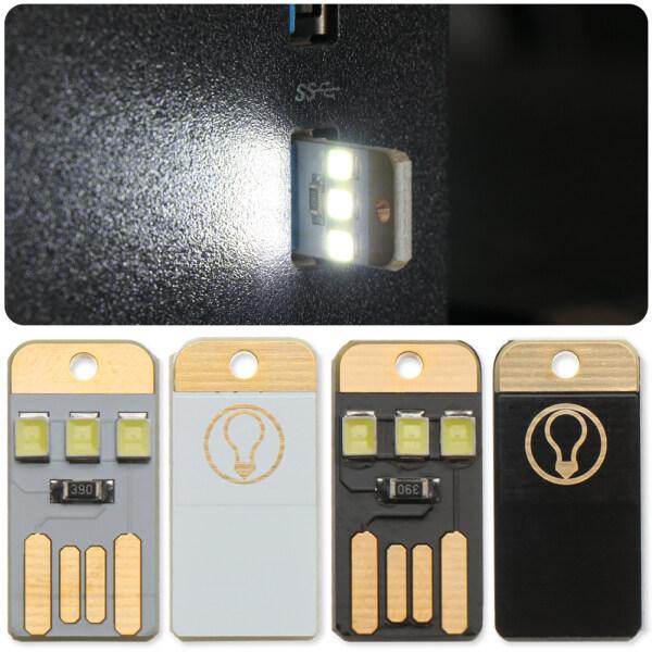 Bảng giá UBEWLB 6pcs 2,4 1,2cm 2835 chip Ngoài trời Nguồn điện USB mini Quyền hạn cực thấp Đèn thẻ bỏ túi Đèn LED Thiết bị cắm trại ban đêm Phong Vũ