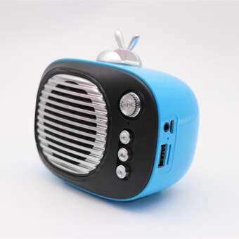 ลำโพง บลูทูธSV-001 , wireless, FM, TFcard, USB  ตั้งมือถือได้ เสียงดี เบสหนัก พกพาสะดวก-