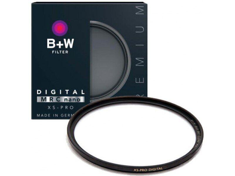 B+W 77mm XS-PRO CLR MRC-NANO FILTER 77 MM B+W NANO CLEAR 77mm