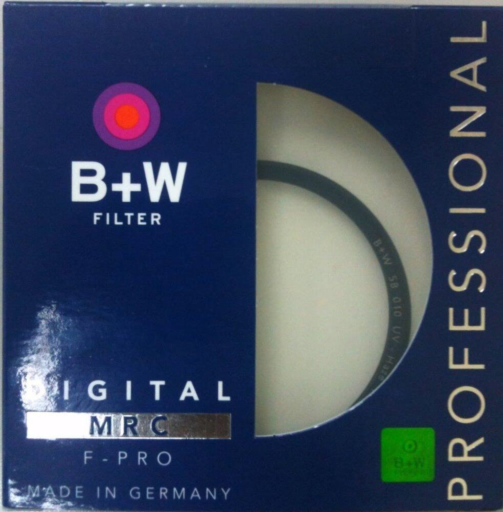 B+W 46mm UV HAZE MRC FILTER 46 MM