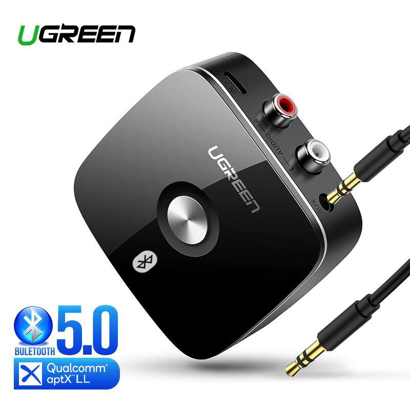 NEW 3.5mm AUX Music Stereo Audio Adapter Headset Wireless Car Bluetooth Receiver
