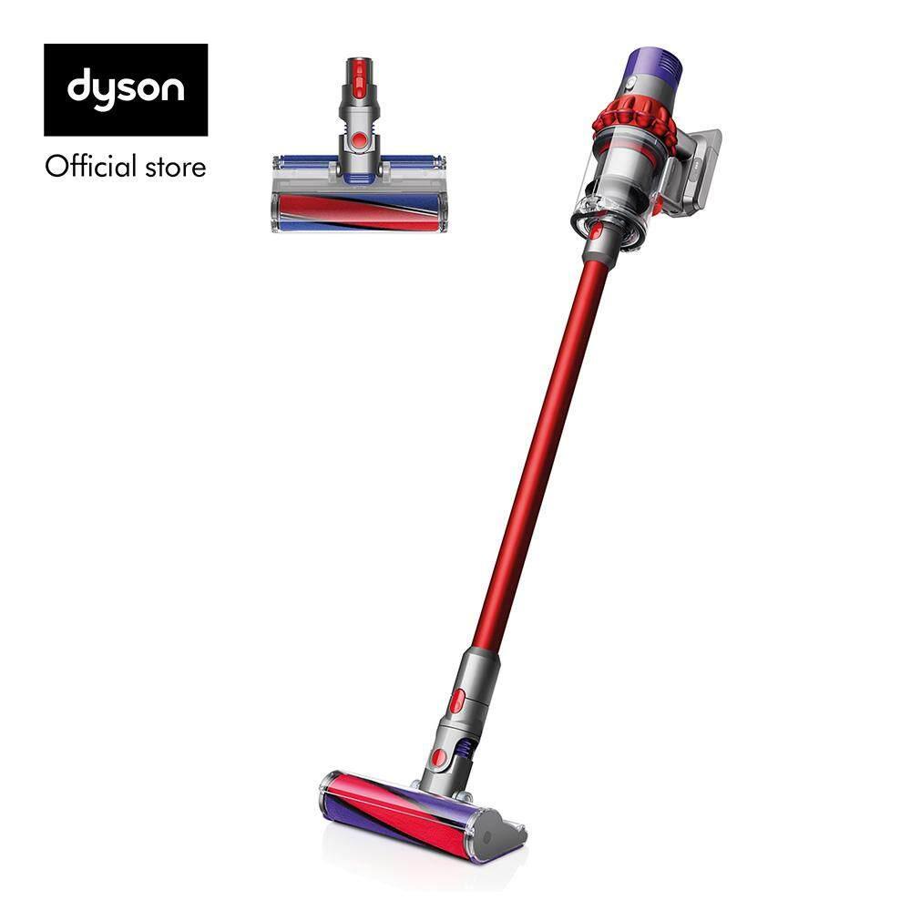 Dyson Cyclone V10™ Fluffy Cord-Free Vacuum Cleaner เครื่องดูดฝุ่นไร้สาย ไดสัน