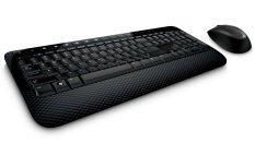 Microsoft Wireless Desktop 2000 (ไทย - อังกฤษ Keyboard) - Black