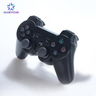 Tay Cầm Chơi Game Tay Cầm Chơi Game Bluetooth Không Dây Cho PS3 thumbnail