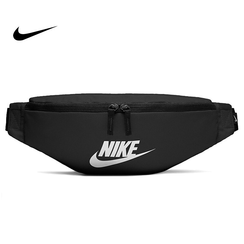 Nike Man And Women กระเป๋าวิ่งกระเป๋าสะพาย Travel Waist Bagกระเป๋าเข็มขัดแฟชั่น.