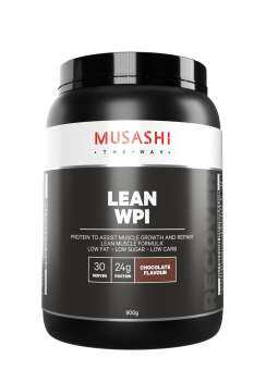 Lean Whey Protein Isolate 900g-