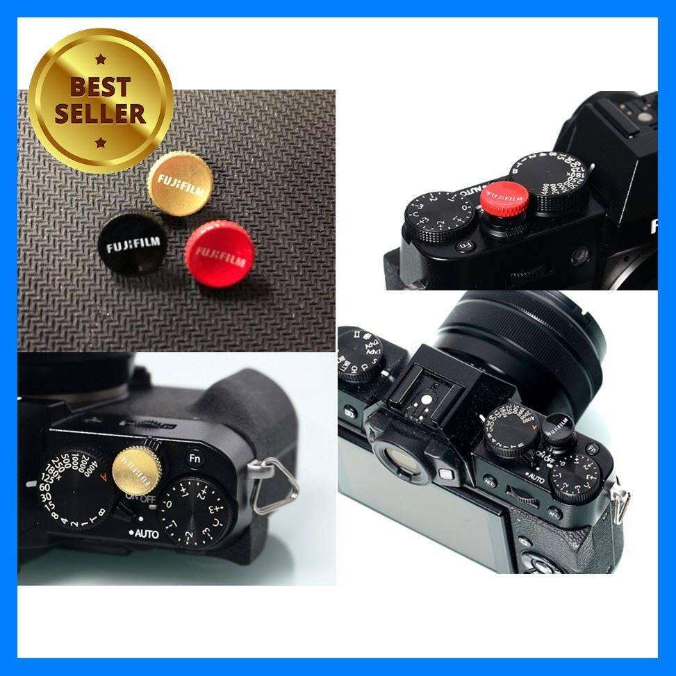 ปุ่มชัตเตอร์ Soft Release งานพรีเมียมร์ แบบสลักแบรนด์ ?แถมฟรีโอริง เลือก 1 ชิ้น อุปกรณ์ถ่ายภาพ กล้อง Battery ถ่าน Filters สายคล้องกล้อง Flash แบตเตอรี่ ซูม แฟลช ขาตั้ง ปรับแสง เก็บข้อมูล Memory Card เลนส์ ฟิลเตอร์ Filters Flash กระเป๋า ฟิล์ม เดินทาง.