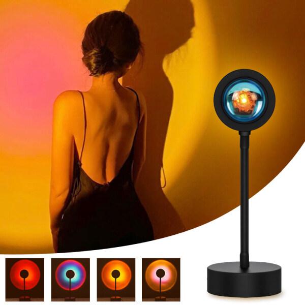 ⚡FT⚡Sunset màu đỏ hoàng hôn net người nổi tiếng phát sóng trực tiếp cầu vồng mặt trời hoàng hôn ánh sáng mặt trời bầu khí quyển chiếu đèn