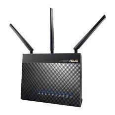 โปรโมชั่น Asus Dual Band Wireless Ac1900 Gigabit Router Rt Ac68U Asus