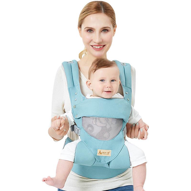 ราคา เป้อุ้มเด็ก เป้อุ้มเด็ก เด็กอ่อน เป้อุ้มเด็กนั่ง มัลติฟังชั้น ใช้ได้ตั้งแต่ แรกเกิด-3 ปี อุ้มได้ท่านอน ท่านั่ง แบบ baby carrier