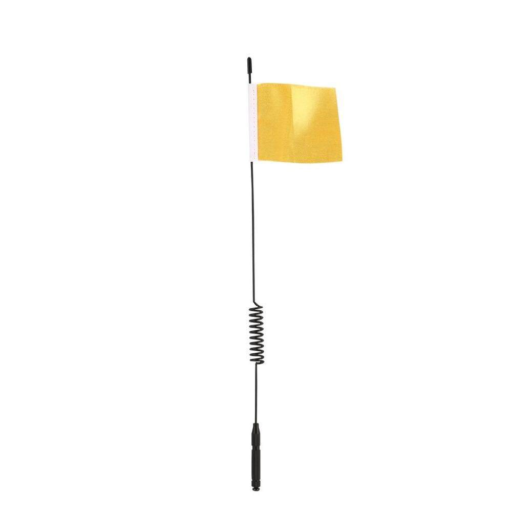 1Pcs Model Antenna L29cm Simulation Signal Line With Flag For TRX4 RC  Climbing Car Decoration Parts Accessories