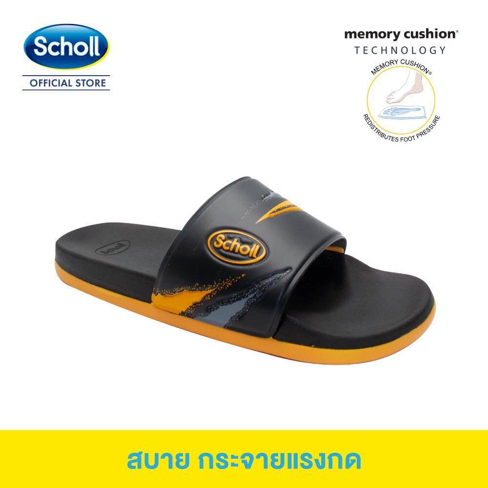 Scholl รองเท้าสกอลล์-สปาร์ค 2 Sparks Ii รองเท้าแตะสวม Unisex รองเท้าสุขภาพ เหมาะกับรองช้ำ นุ่มสบาย.