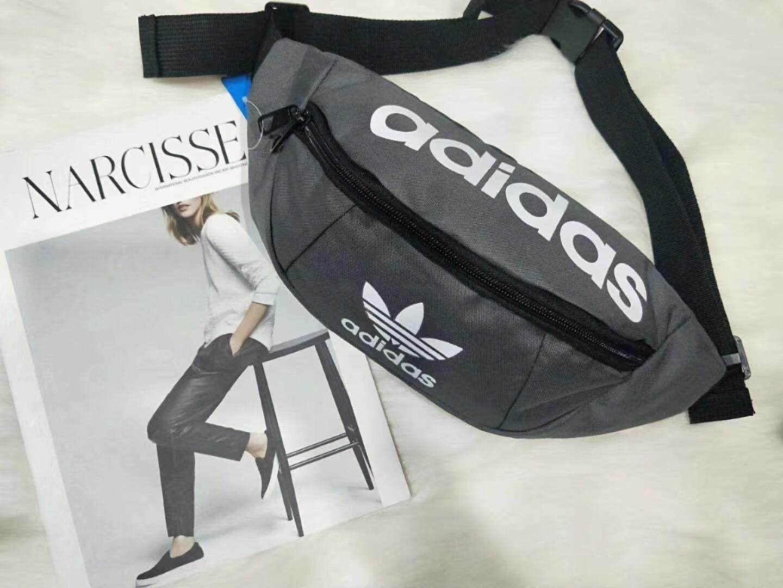 Adidas กระเป๋าคาดเอว คาดอก สะพายหลัง สะพายข้าง สุดเท่ห์6611.