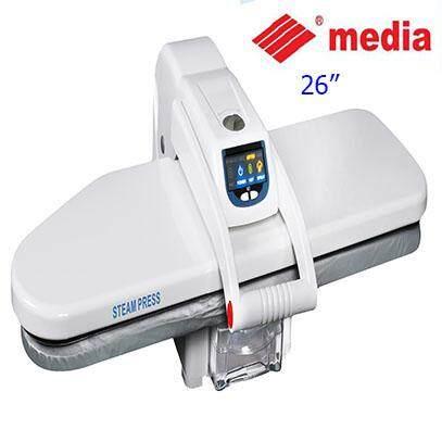 Steam Press เครื่องรีดผ้าไอน้ำแบบกดทับ Media ESP-810E