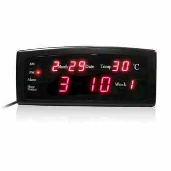 Telecorsa นาฬิกาดิจิตอลตั้งโต๊ะ LED รุ่น CX-868-13B-eak1