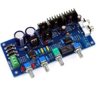 Preamp Tone Board, 2.0 Preamp Stereo HIFI NE5532 Tone Board Preamplifier, Amplifier Preamplificador thumbnail