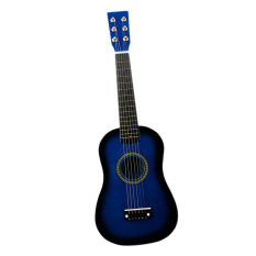 Kowaku Mini 23 Inch Gỗ 6 Dây Acoustic Guitar Nhạc Cụ Quà Tặng