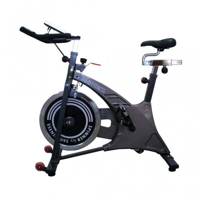 จักรยานออกกำลังกาย  360 ONGSA FITNESS รุ่น 360oFITNESS-HP-SP0708-สีดำ ราคาถูก ลด -31%
