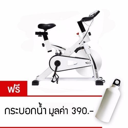 จักรยานออกกำลังกาย  360 ONGSA FITNESS รุ่น 360oFITNESS-9011S-W ลดราคามากกว่า -34%