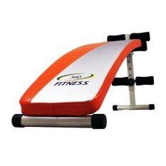 360 Ongsa Fitness เบาะซิทอัพ Fitness Sit Up Bench รุ่น And-6205.