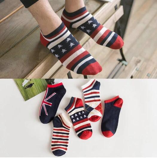(สั่งขั้นต่ำ3คู่)ถุงเท้า ถุงเท้าแฟชั่น ถุงเท้าข้อสั้น กดเลือกสีที่ตัวเลือกสินค้า.