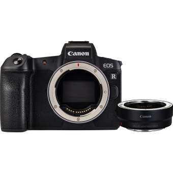 Canon EOS R Body+Adapter EF-EOS R (ประกันร้าน EC-Mall)-