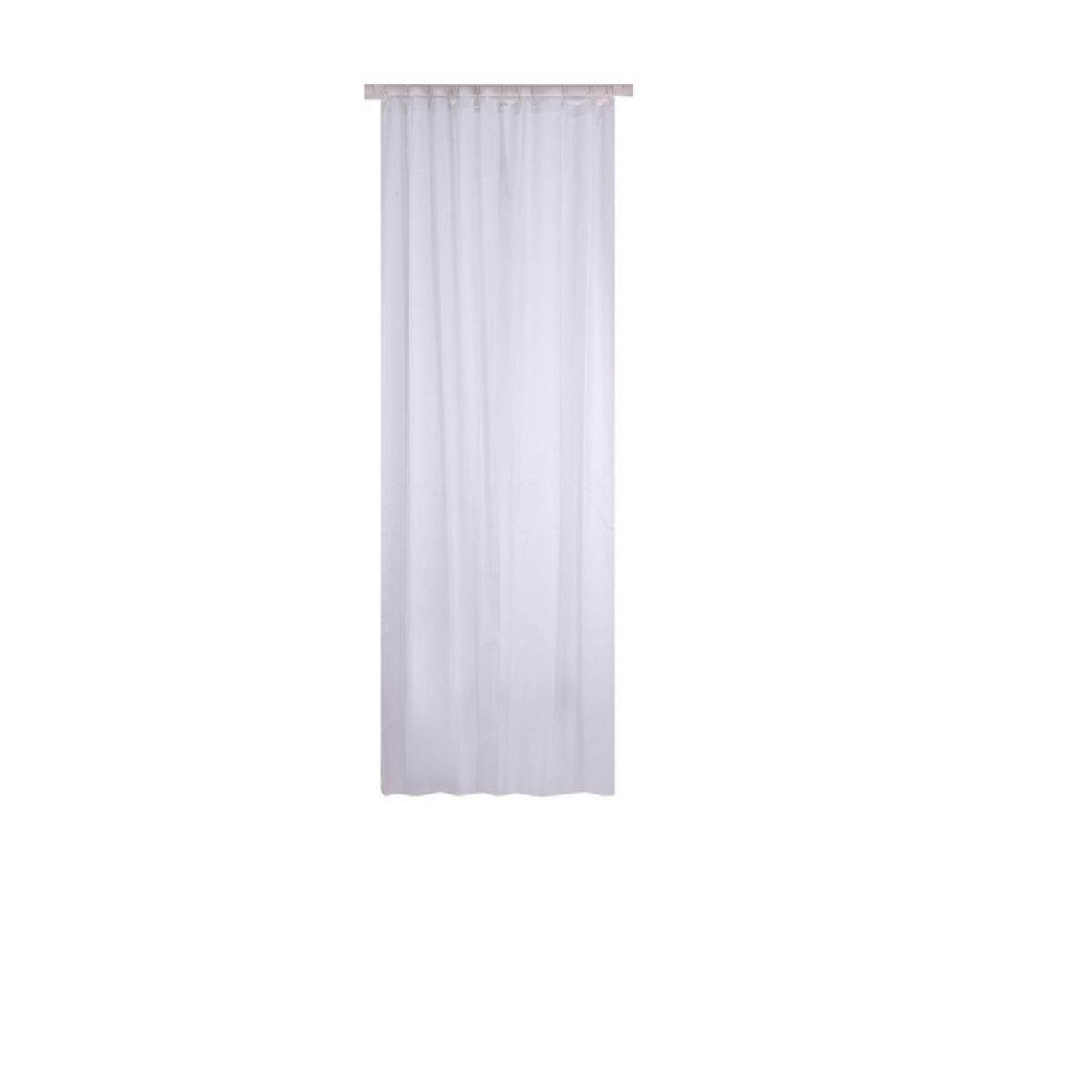 Show Curtain Cm. ม่านห้องน้ำ Poly Moya S01-2 180x200 ซม. By The Eight Shop