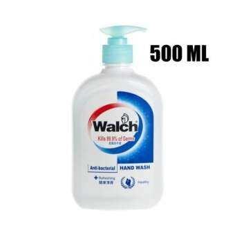 ซื้อที่ไหน Walch hand wash แพ็คคู่สุดคุ้ม Natural Antibacteria Hand Wash สบู่เหลวล้างมือ ลดการสะสมของแบคทีเรีย 99% 250 มล.