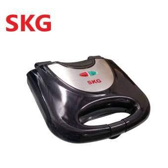 SKG เครื่องทำแซนวิซ (2ช่อง) รุ่น KG-300 (สีดำ)